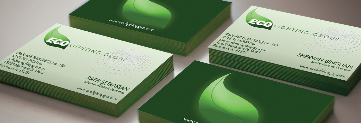 Running out of Business Cards?